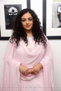 Nithya Menen Churidar