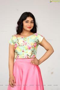 Telugu Actress Anam Khan