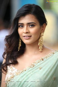 Hebah Patel in Saree