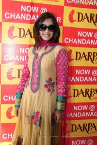 Payal Ghosh at Darpan Furnishings