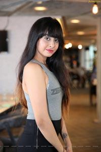 Ameeksha Amy Pawar Model