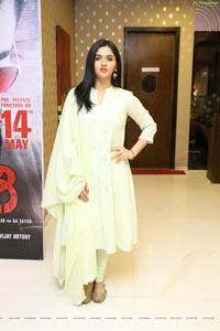 Kaali Actress Sunainaa