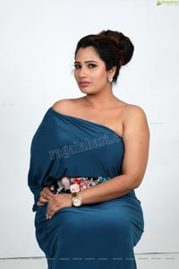 Sanjana Naidu Photo Shoot