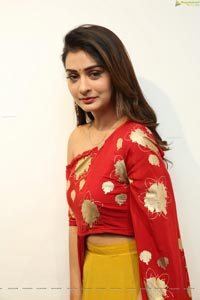 Payal Rajput at Easybuy Tenth Store Opening