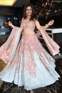 Siddhi Idnani at Diva Galleria Jewellery Showcase