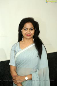 Sunitha at Savyasachi Pre-release Event