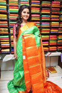 Anupama Parameshwaran at Suchitra Circle Kancheepuram VRK